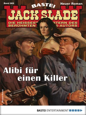 cover image of Jack Slade 869--Western
