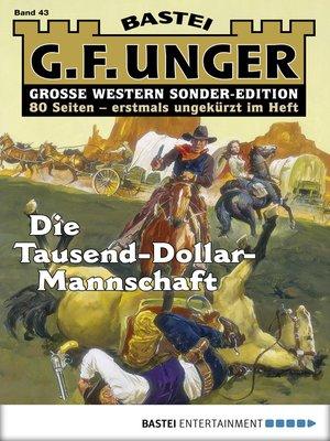 cover image of G. F. Unger Sonder-Edition--Folge 043