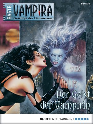 cover image of Vampira--Folge 36
