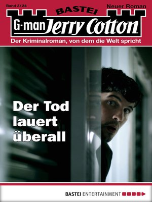 cover image of Jerry Cotton--Folge 3124