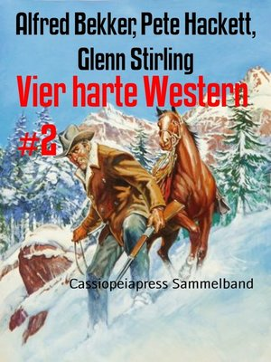 cover image of Vier harte Western #2