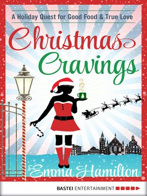 cover image of Christmas Cravings