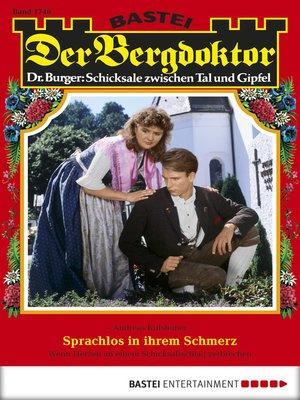 cover image of Der Bergdoktor--Folge 1746