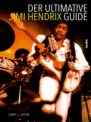 cover image of Der ultimative Jimi Hendrix Guide
