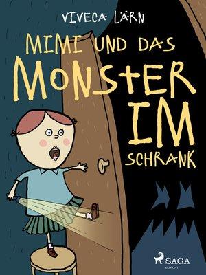 cover image of Mimi und das Monster im Schrank