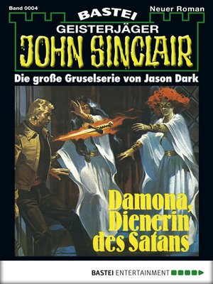cover image of John Sinclair--Folge 0004