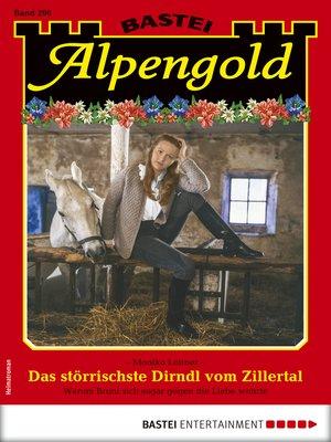 cover image of Alpengold 296--Heimatroman