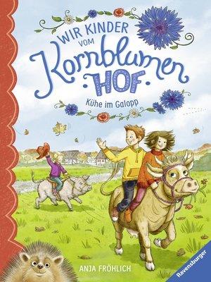 cover image of Wir Kinder vom Kornblumenhof, Band 3
