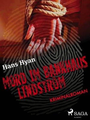 cover image of Mord im Bankhaus Lindström