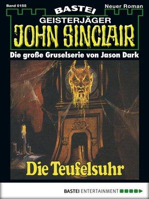 cover image of John Sinclair--Folge 0155