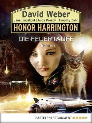 cover image of Die Feuertaufe: Bd. 27
