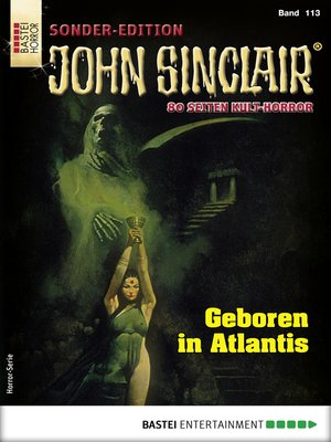 cover image of John Sinclair Sonder-Edition 113--Horror-Serie