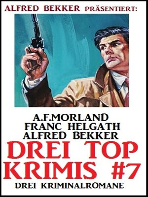 cover image of Drei Top Krimis #7