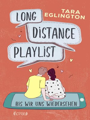 cover image of Long Distance Playlist