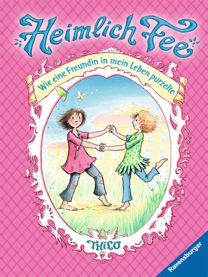cover image of Heimlich Fee 1
