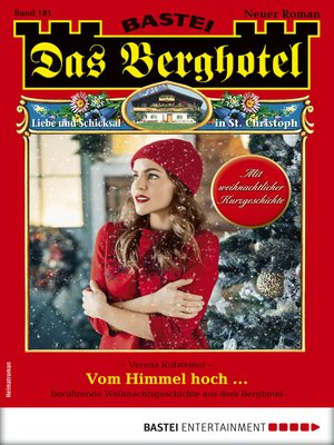 cover image of Das Berghotel 181--Heimatroman