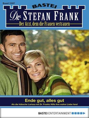cover image of Dr. Stefan Frank--Folge 2207