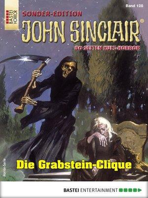 cover image of John Sinclair Sonder-Edition 128--Horror-Serie