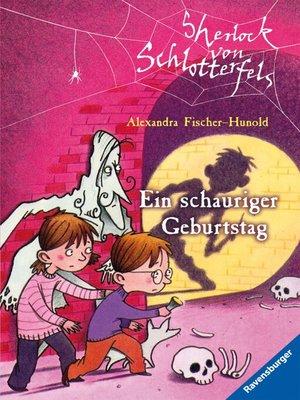 cover image of Sherlock von Schlotterfels 2