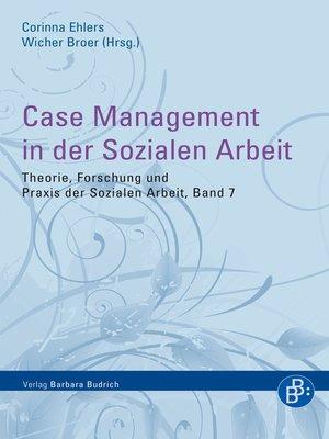 cover image of Case Management in der Sozialen Arbeit