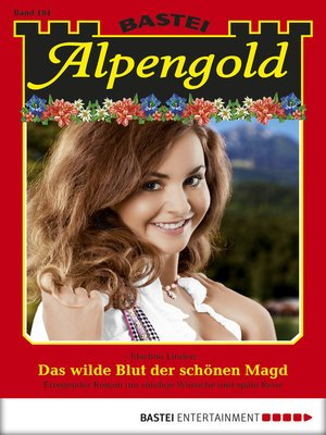 cover image of Alpengold--Folge 184