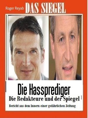 cover image of Die Hassprediger
