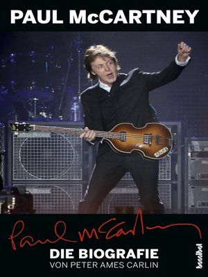 cover image of Paul McCartney--Die Biografie