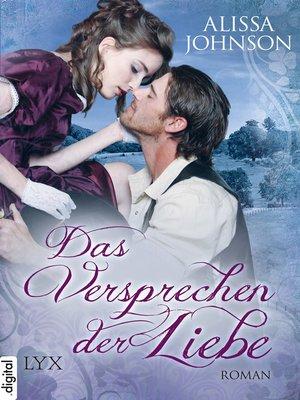 cover image of Das Versprechen der Liebe