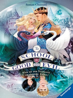 cover image of The School for Good and Evil, Band 5