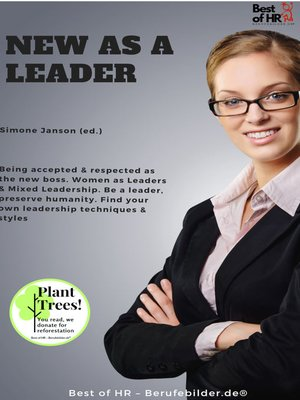 cover image of New as a Leader