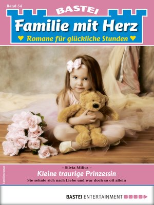 cover image of Familie mit Herz 54--Familienroman