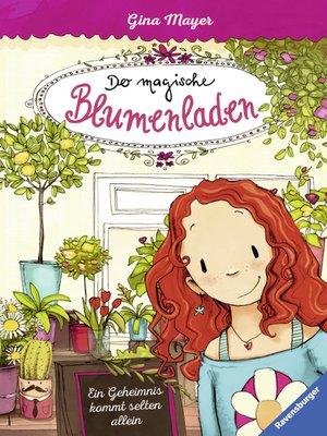 cover image of Der magische Blumenladen 1