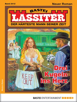 cover image of Lassiter 2412--Western