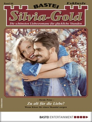 cover image of Silvia-Gold 66--Liebesroman