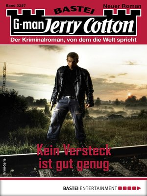 cover image of Jerry Cotton 3257--Krimi-Serie
