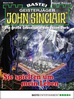 cover image of John Sinclair 2133--Horror-Serie