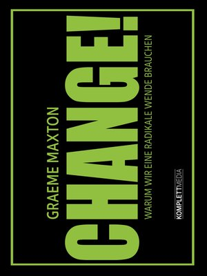 cover image of CHANGE!