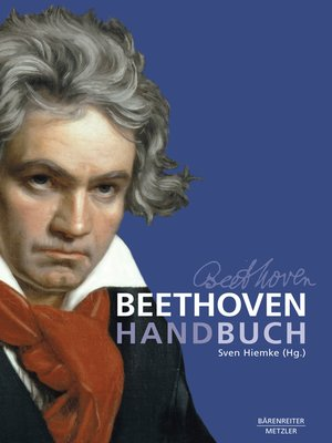cover image of Beethoven-Handbuch