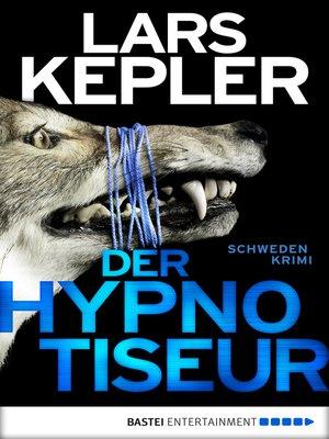 cover image of Der Hypnotiseur