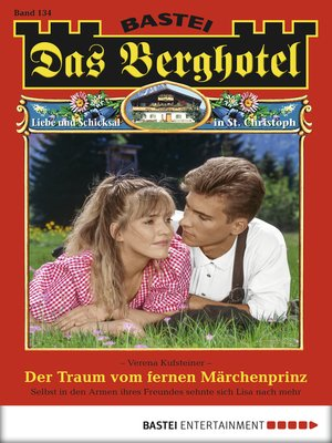 cover image of Das Berghotel--Folge 134