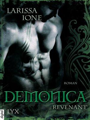 cover image of Demonica--Revenant