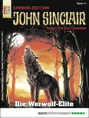 cover image of John Sinclair Sonder-Edition--Folge 011