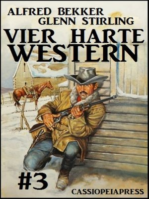 cover image of Vier harte Western #3