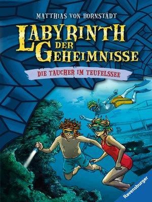 cover image of Labyrinth der Geheimnisse, Band 6
