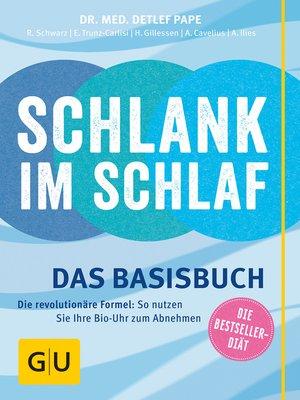 cover image of Schlank im Schlaf