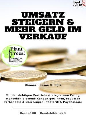 cover image of Umsatz steigern & mehr Geld im Verkauf