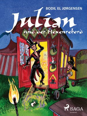 cover image of Julian und der Hexenrekord