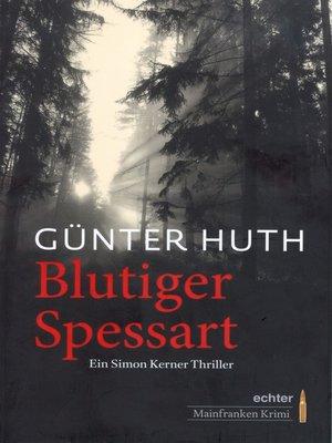 cover image of Blutiger Spessart