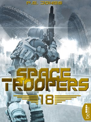 cover image of Space Troopers--Folge 18