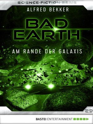 cover image of Bad Earth 29--Science-Fiction-Serie